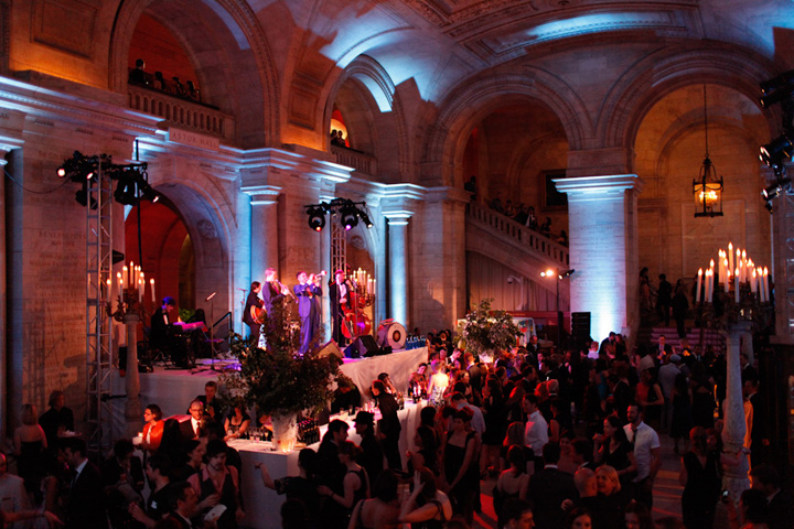 Astor Hall | Photo: Eric Strauss