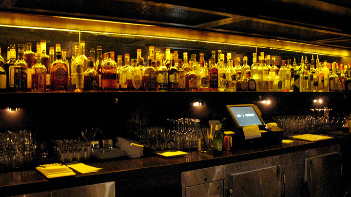 "The bar that puts the ""bar"" in Bar 