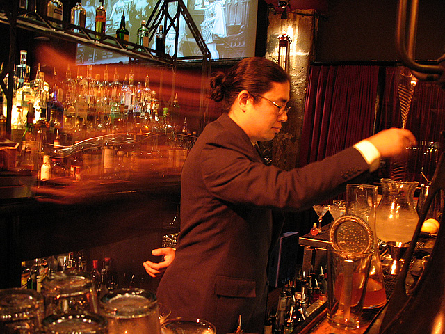 Don Lee will develop a language for understanding cocktails and spirits.