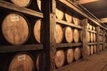 Buffalo Trace barrels