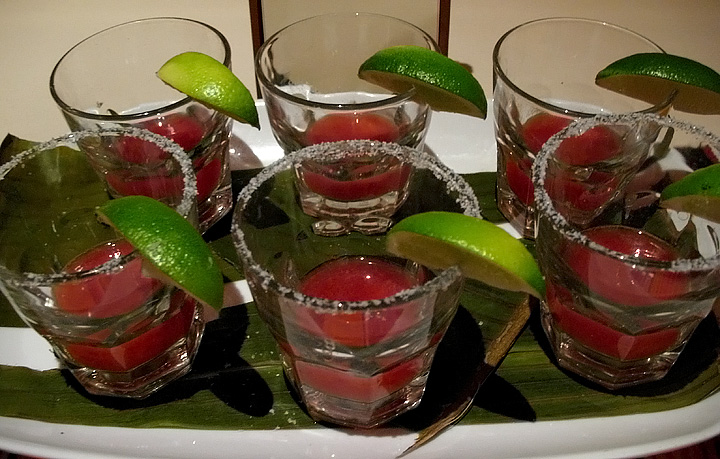 El Flor De Humo Cocktail Recipes — Dishmaps