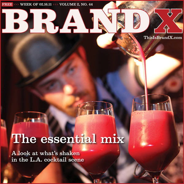 brand x mixology issue