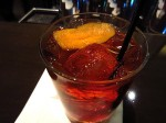 The Negroni, one of three Classici on Drago Centro&#039;s spring menu.