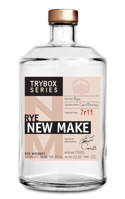 Trybox Series - Rye New Make