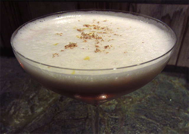 Festering Borough cocktail