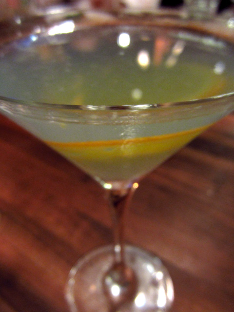 Landing Strip cocktail