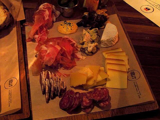 Cheeses and Cured Meats