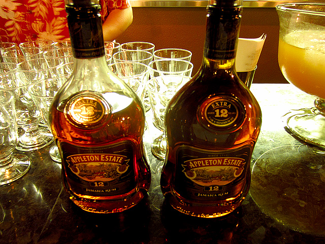 Appleton Estate Bottles