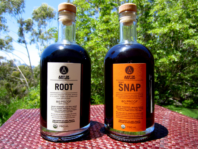 Root & Snap Bottles