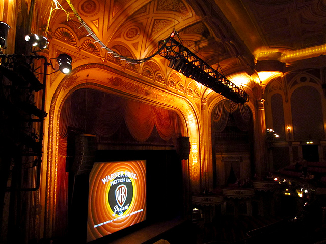 Warner Bros. Cartoons in The Orpheum