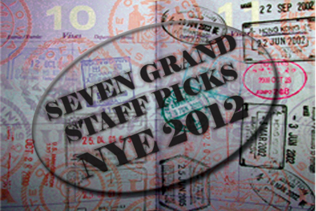 Seven Grand NYE 2011