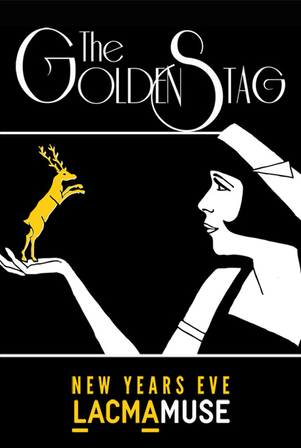 The Golden Stag NYE 2011