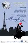 Midnight in Paris flyer