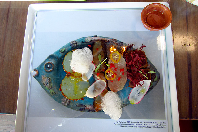 Crudo Assortment - Fish Platter