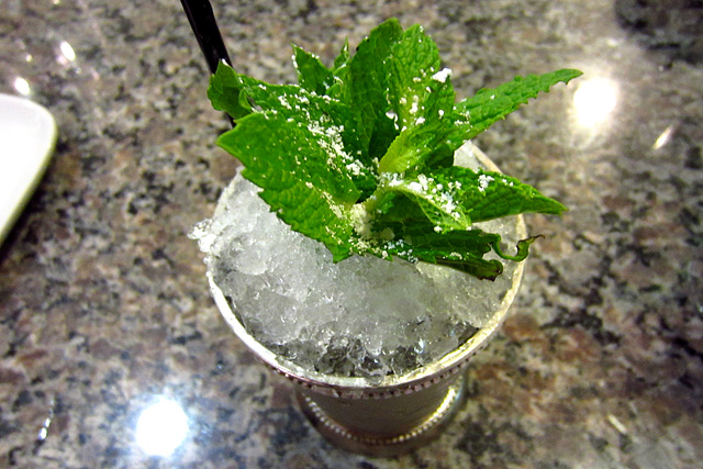 Thomas Mint Julep