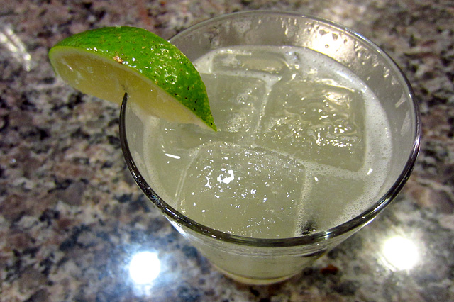 Bostick's Good 'ol Texas Margarita