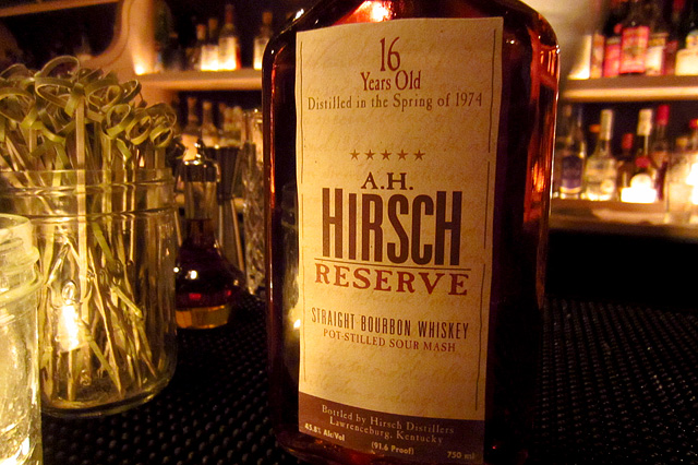 A. H. Hirsch Reserve 16-Year-Old Straight Bourbon Whiskey