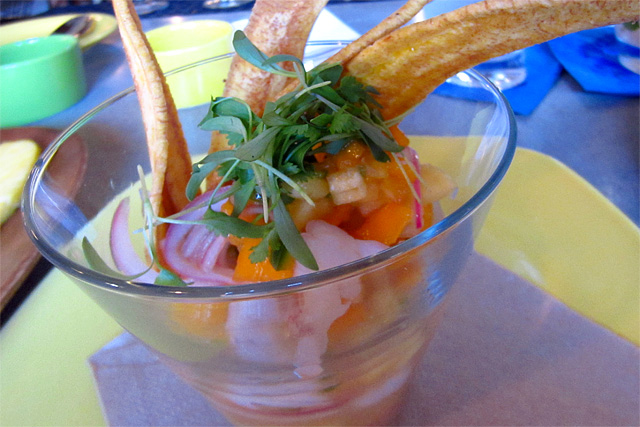 Shrimp Ceviche - Bow & Truss