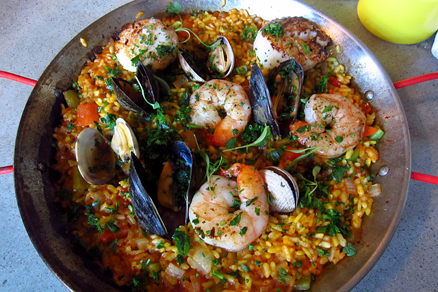 Shelled Paella - Bow & Truss