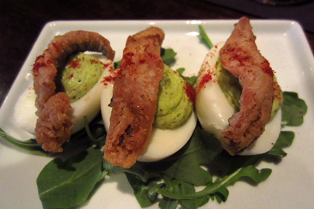 Deviled Eggs - Bar and Kitchen