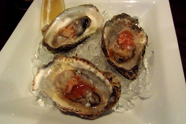 Market Oysters - Bar and Kitchen