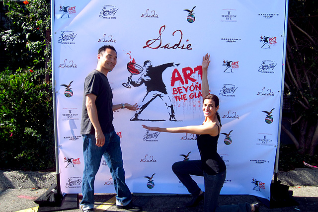 Step & Repeat - Art Beyond the Glass