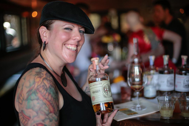 Andie Ferman & St. George Spirits -  Art Beyond the Glass
