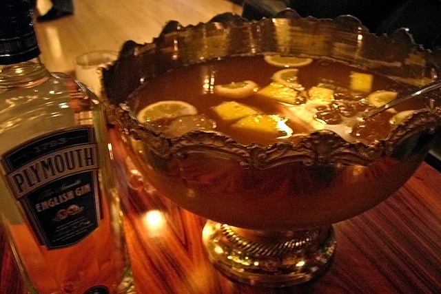Spare Room Punch Bowl