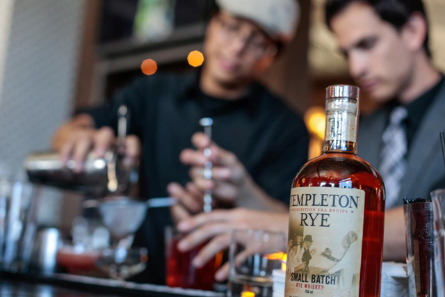 Templeton Rye - Art Beyond the Glass