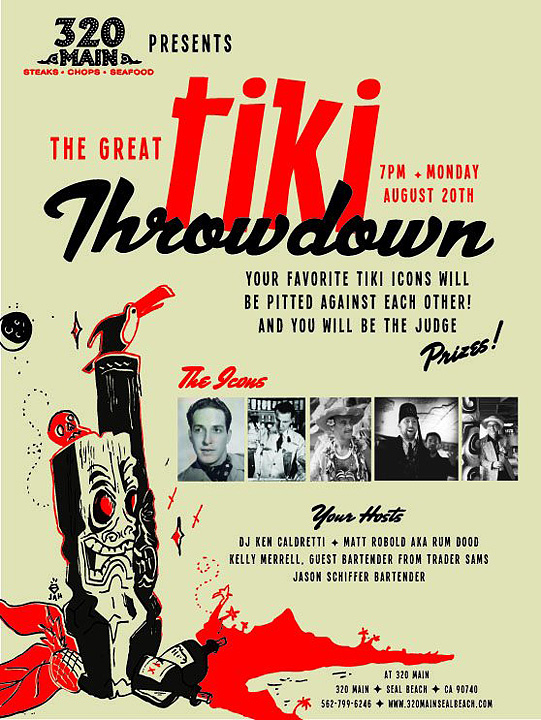 Tiki Throwdown - 320 Main