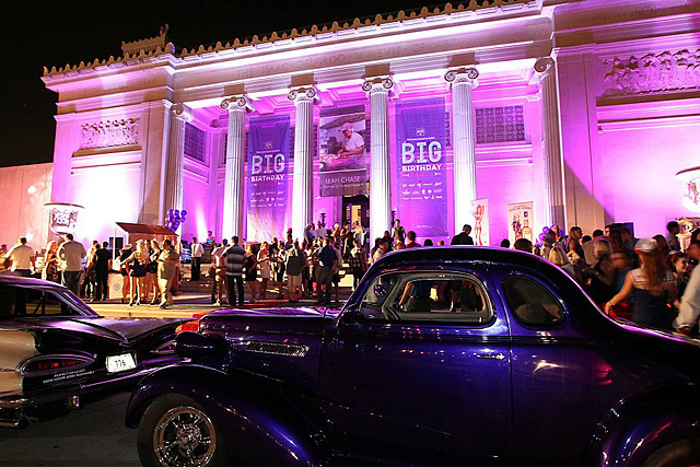 William Grant & Sons Big Birthday Party - TOTC 2012
