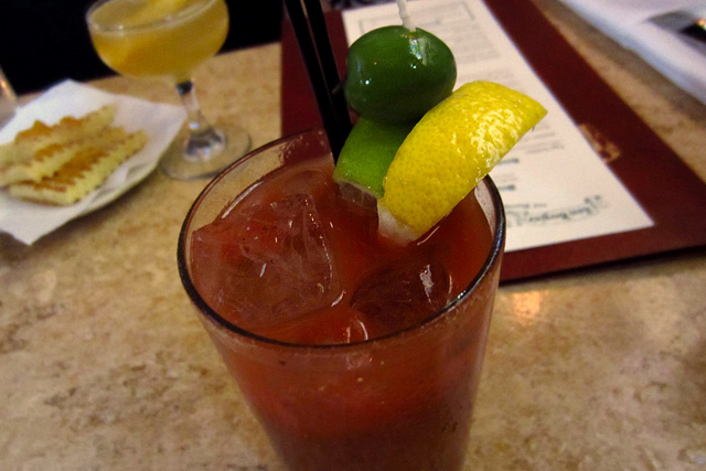 Tom Bergin's Bloody Mary