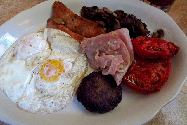Tom Bergin's Irish Breakfast