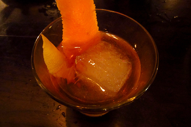 The Churchill Old Fashioned