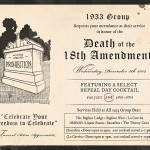 Death of the 18th Amendment by 1933 Group