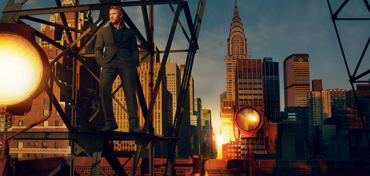 The Macallan - The Skyline by Annie Leibovitz