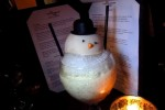 El Frosty cocktail at 1886