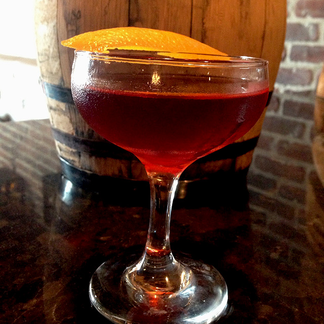 Negroni at 320 Main