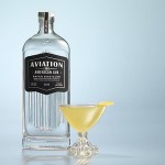 Aviation Gin and Bees Knees