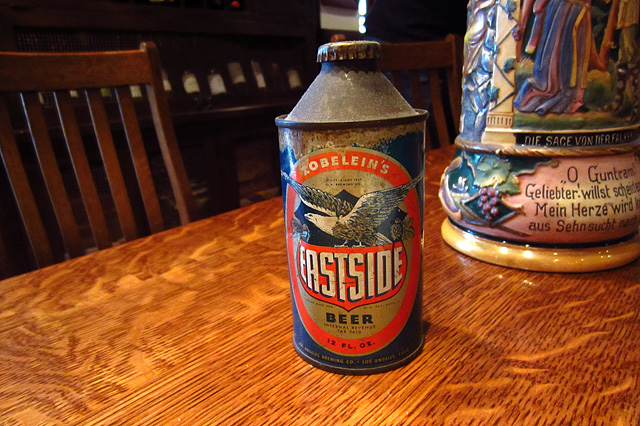 Eastside beer can at Story Tavern