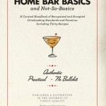 Home Bar Basics 2nd Edition