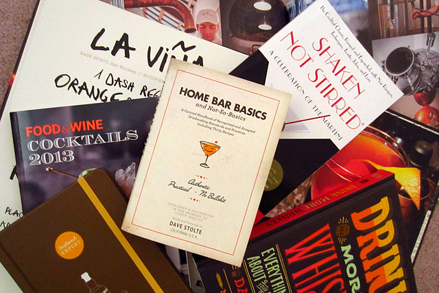 Best Cocktail Books of 2013