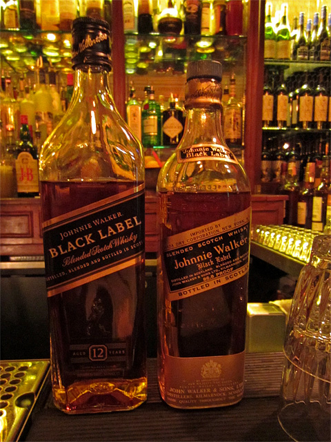 1954 Johnnie Walker Black
