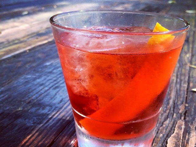 Eveleigh Negroni