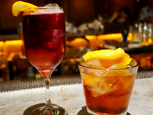 Harvard & Stone - Negroni Week 2015
