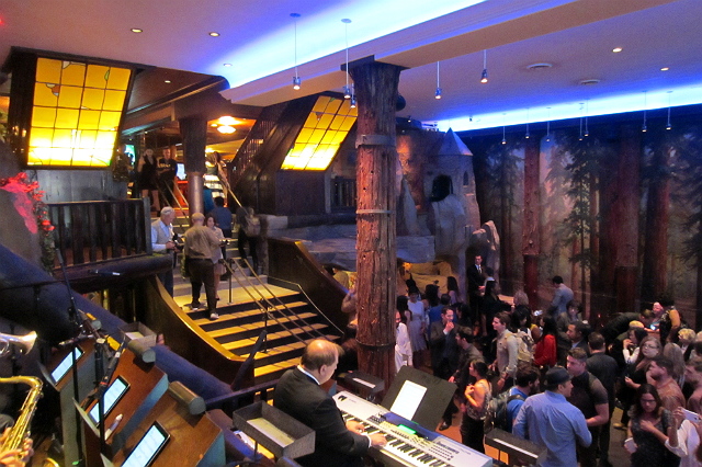 The Forest Glen at Clifton's Cafeteria