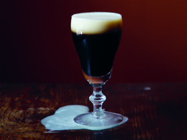 Irish Coffee from