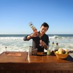 Chris Amirault makes the Armonía at Venice Beach