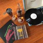 """Booze and Vinyl"" + ""Low End Theory"""