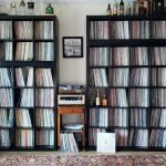 Ryan Wainwright's record collection